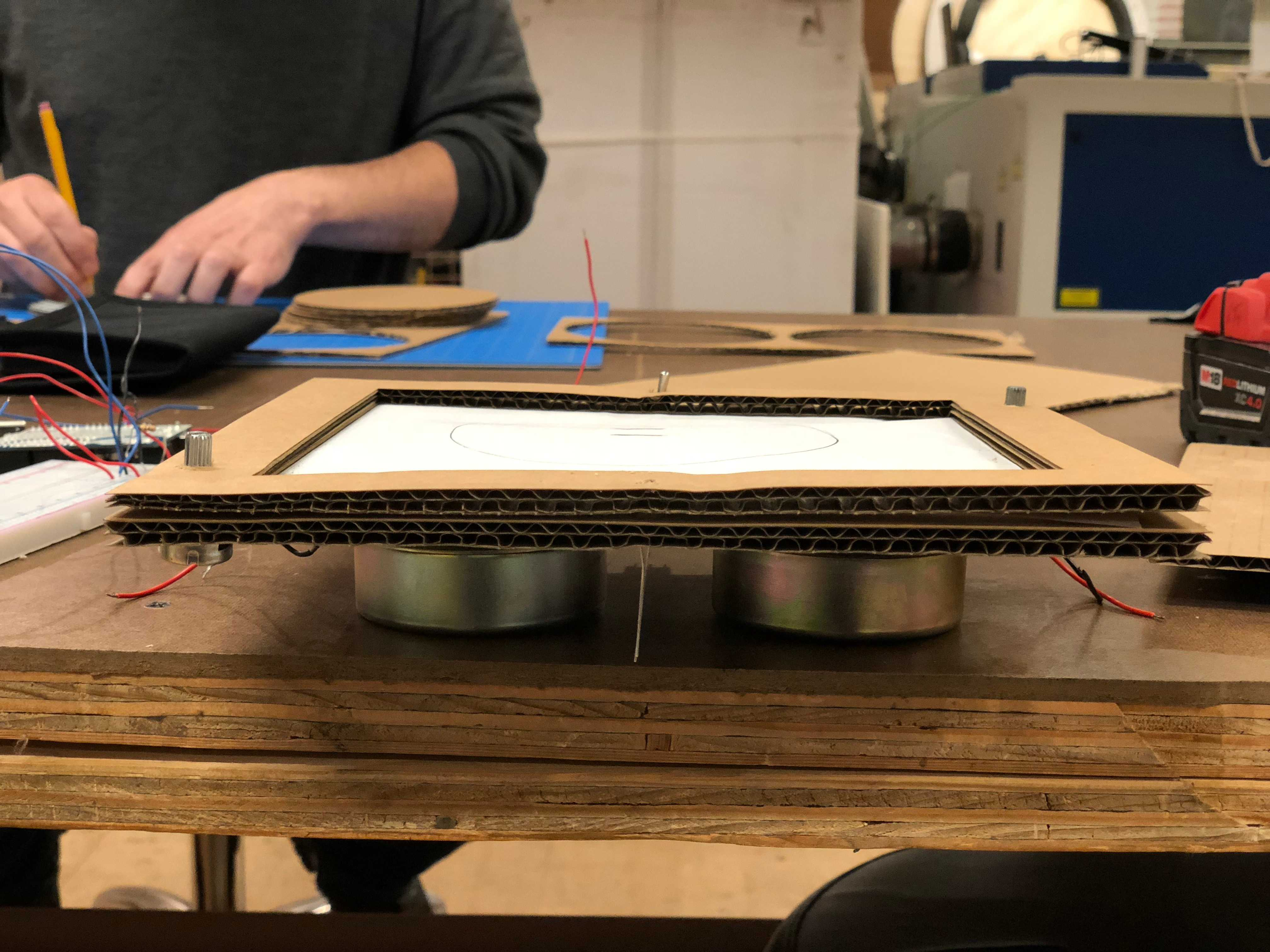 Intro to Fabrication - Week 4 | WIP [ITP Blog]